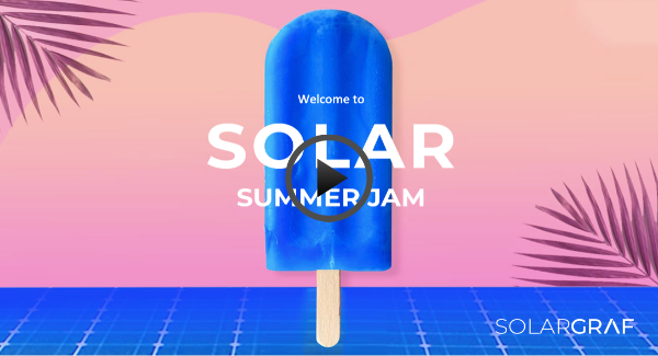 Solar Summer Jam - Play Video