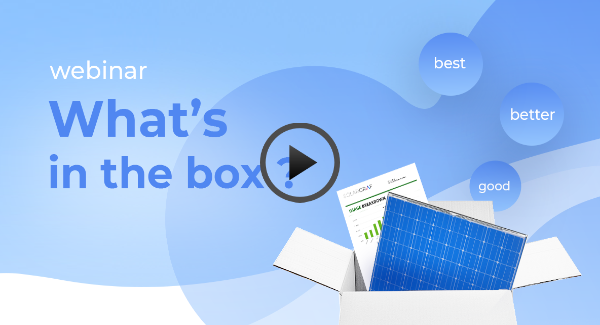Solargraf What's in the Box Webinar
